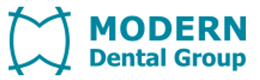 Modern Dental logo